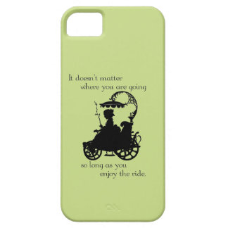 Enjoy the Ride iPhone 5 Covers