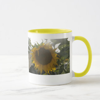 Enjoy the SUN(flower)...-> Mug