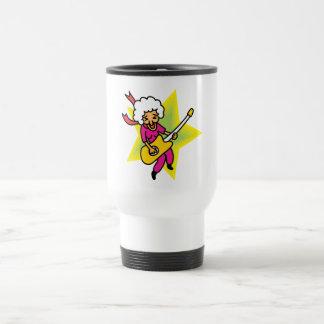 Enjoy your life stainless steel travel mug