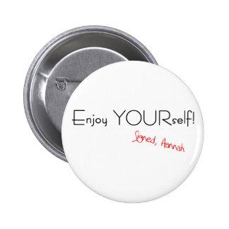 Enjoy YOURself! Button