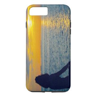 Enjoying the sunset. iPhone 8 plus/7 plus case