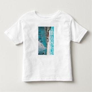 Enjoying Waves at Ocean BeachLong Beach, CA Toddler T-Shirt