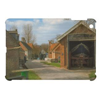 Enkhuizen, ,village street iPad mini cases