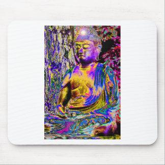 Enlightened Buddha Mousepads