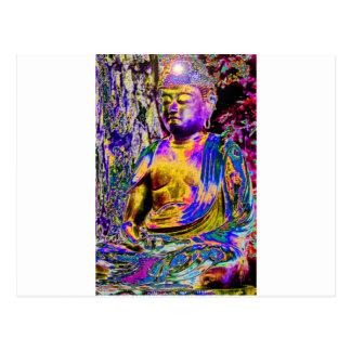 Enlightened Buddha Postcard