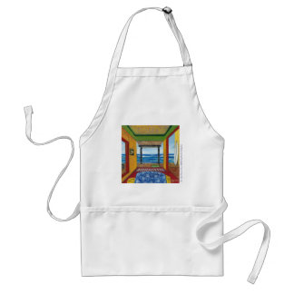 Enlightened Chef ©2016 Soul Surfers Collection Standard Apron