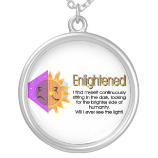 Enlightened? Personalized Necklace