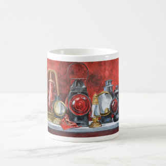 Enlightened Past (Lanturns) Mug