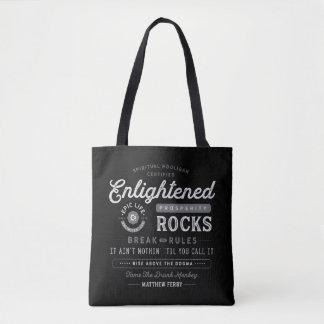 Enlightened Prosperity Rocks Bag