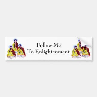 Enlightenment Bumper Stickers
