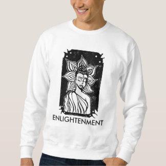 Enlightenment Pull Over Sweatshirts