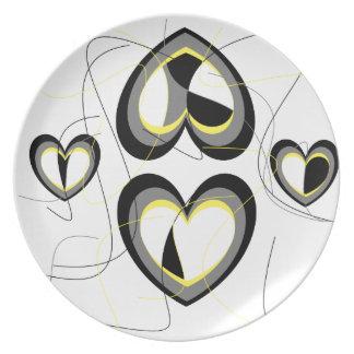 Enlighting Love Plate