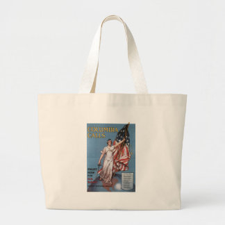 Enlist In Army World War II Canvas Bags