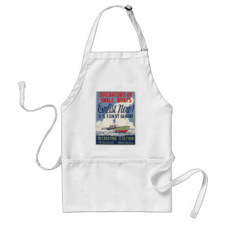 Enlist Now U S Coast Guard Aprons
