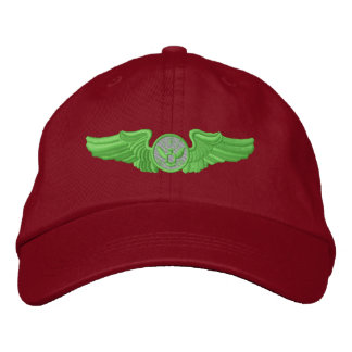 Enlisted Aircrew Member Embroidered Cap