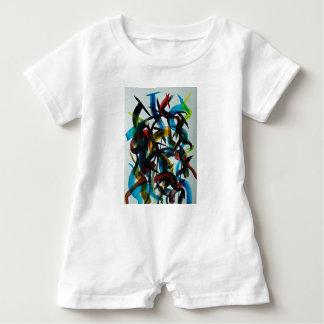 Enmeshed Baby Bodysuit