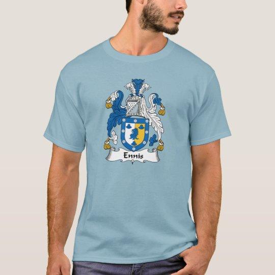 Ennis Family Crest T-Shirt