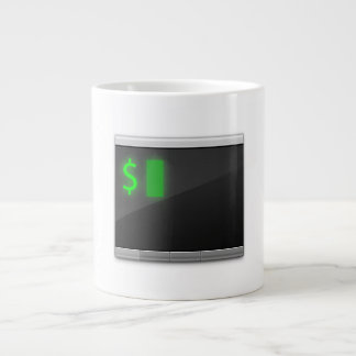 Enormous 20 oz iTerm2 Logo Mug Jumbo Mug