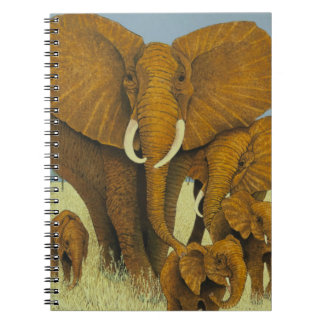 Enormous but caring notebook