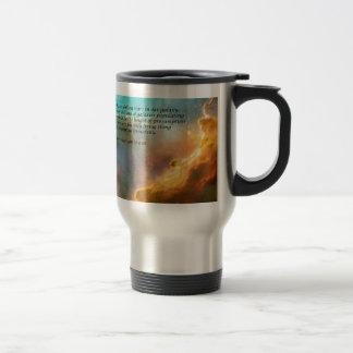 Enormous Immensity Stainless Steel Travel Mug