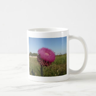 Enormous Purple Thistle Mug