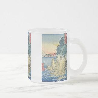 Enoshima Sagami Art Mug