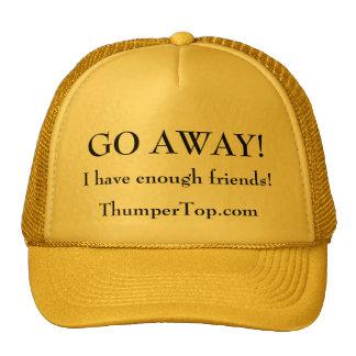Enough Friends Hats