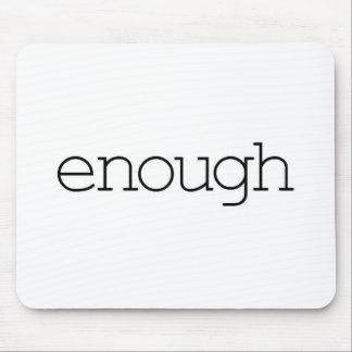 Enough (simple) mousepads