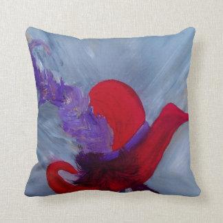 Ensemble Chapeau Rouge Cushion