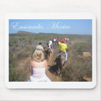 Ensenada, Mexico Mouse Pad