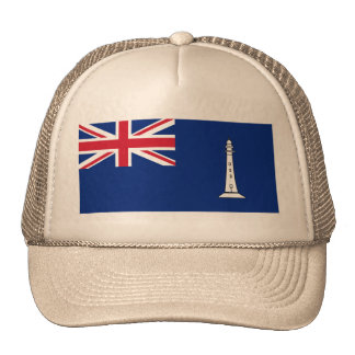 Ensign the British Commissioners Northern Lighthou Trucker Hats