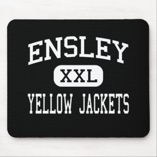 Ensley - Yellow Jackets - Magnet - Birmingham Mouse Pad
