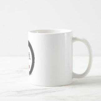 Enso Circle with Symbol for Daughter Classic White Coffee Mug