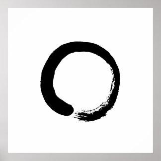 Zen Circle Posters