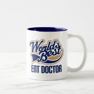 Ent Doctor Gift Two-Tone Mug