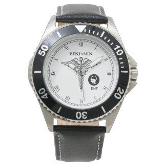 ENT | Otorhinolaryngology Personalized Name Watch