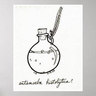 Entamoeba Histolytica print