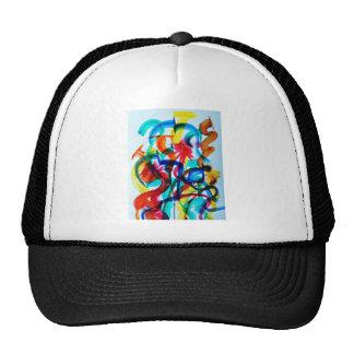Entangled Cap