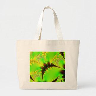 Entanglement Canvas Bags
