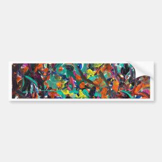 Entanglement Bumper Sticker