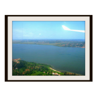 Entebbe Postcard