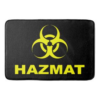 Enter At Your Own Risk - Hazmat Bathmat Bath Mats