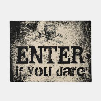 Enter if you Dare Doormat