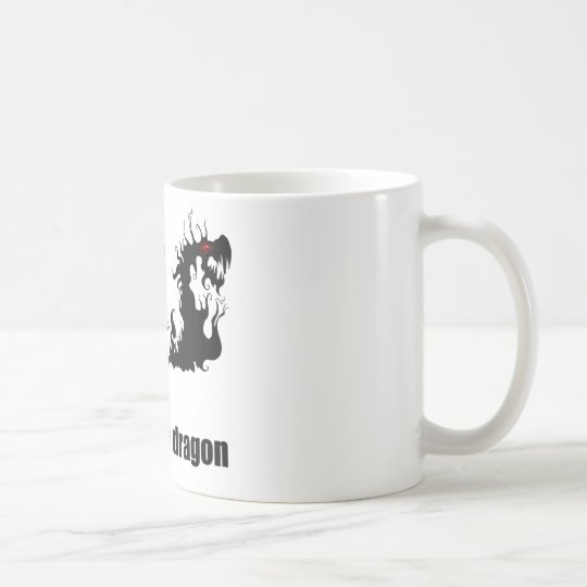 Enter the Fart of the Dragon Coffee Mug