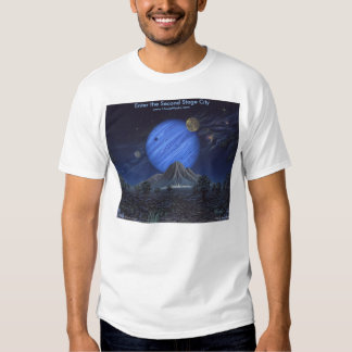 Enter the Second Stage City T-Shirt