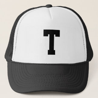 Enter your own text/initials Trucker Hat