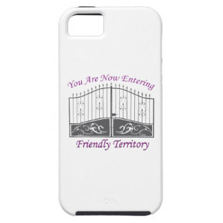 Entering Friendly Territory Case For iPhone 5/5S
