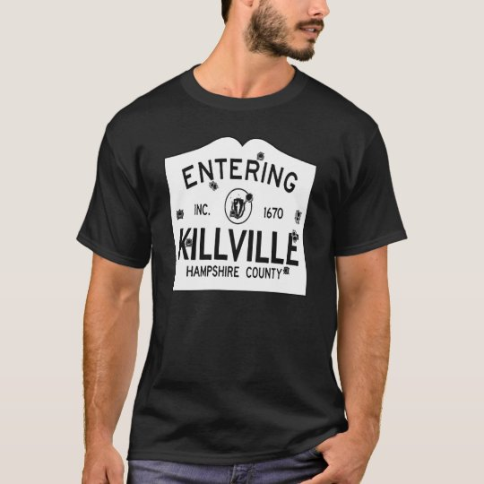 ENTERING KILLVILLE DARK T T-Shirt