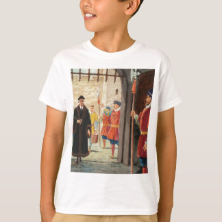 Entering the Tower of London Tshirts