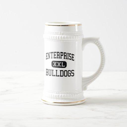 Enterprise - Bulldogs - High - Enterprise Mugs